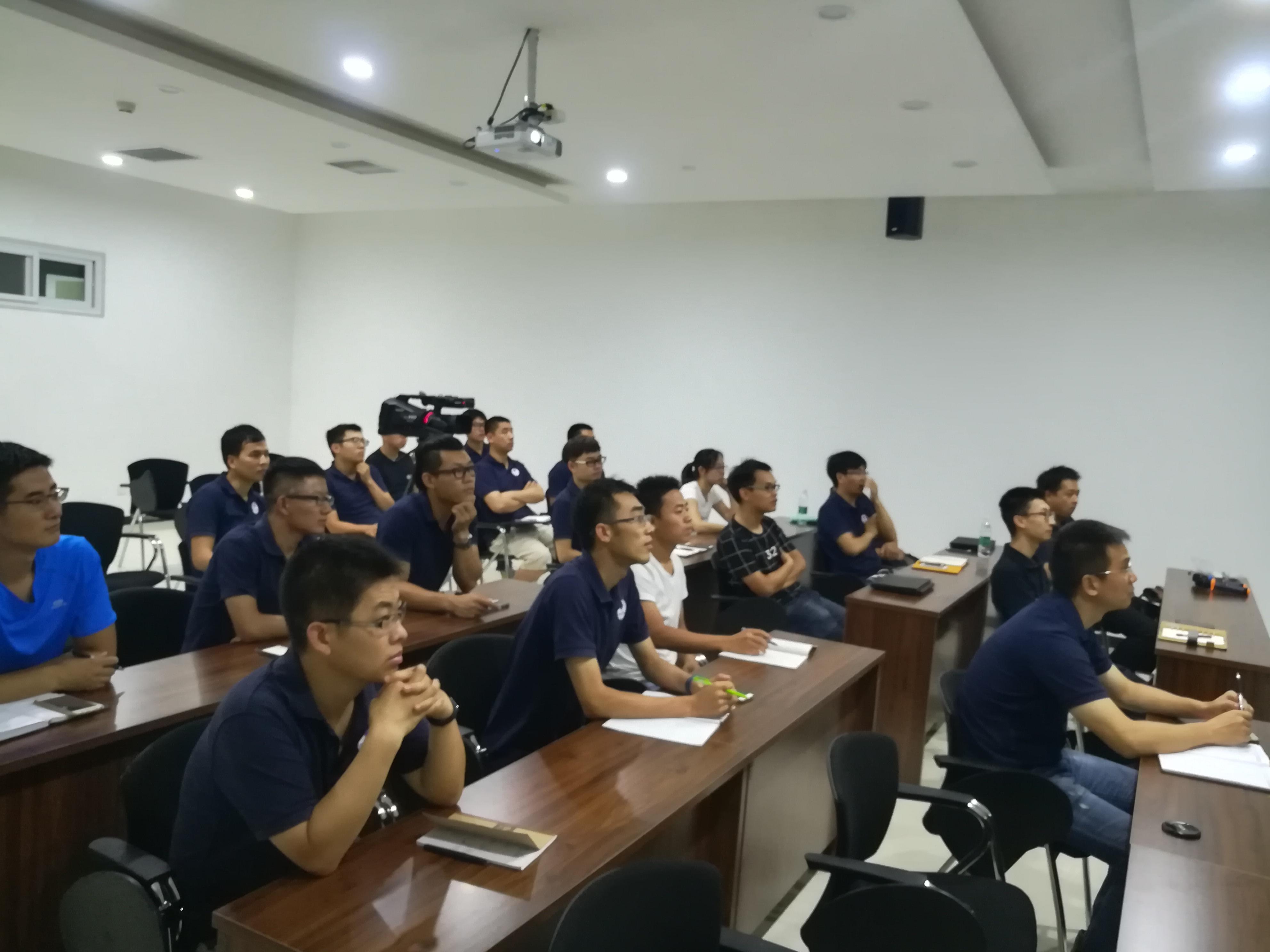 清智学堂第二期技术专题讲座首次课程开讲